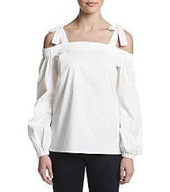 MICHAEL Michael Kors Off The Shoulder Top