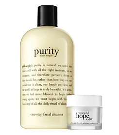 philosophy Purity Made Simple And Renewed Hope Duo