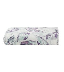 Living Quarters Spring Leaves Micro Cozy Blanket