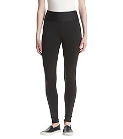 Warrior by Danica Patrick Mesh Calf Leggings