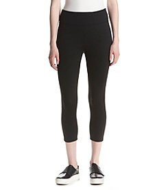 Calvin Klein Performance Cropped Mesh Leggings