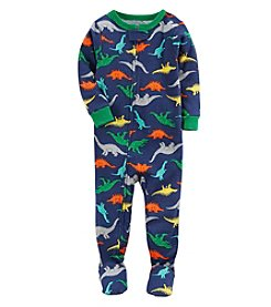 Carter's Baby Boys' One Piece Dinosaur Snug Fit Cotton Pajamas