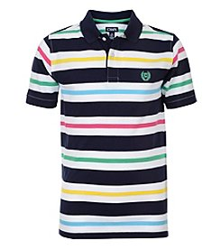 Chaps Boys' 4-20 Ryan Short Sleeve Polo