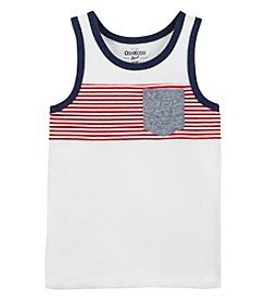 OshKosh B'Gosh Boys' 4-8 Striped Tank