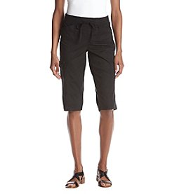 One 5 One Ribbed Capri Pants