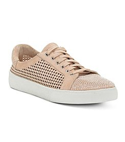 Vince Camuto Studded Perforated Sneakers