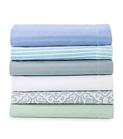Living Quarters Modern Life 200-Thread Count 4-pc. Sheet Set