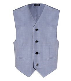 Calvin Klein Boys' 8-20 Button Front Vest