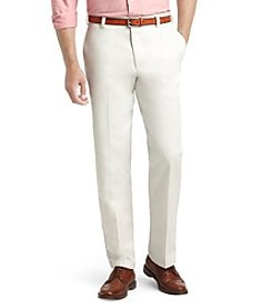 Izod® Men's American Chino Classic Fit Flant Front Pant