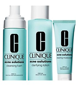 Clinique Acne Solutions Clear Skin System Starter Kit