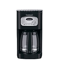 Cuisinart® 12-Cup Programmable Coffeemaker + FREE Coffee Grinder see offer details