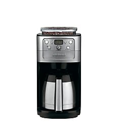 Cuisinart® Grind & Brew 10-Cup Thermal Coffeemaker + FREE Coffee Grinder see offer details