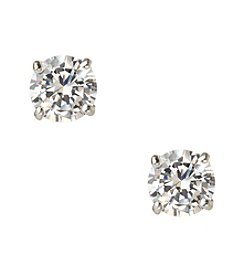 Carolee® Cubic Zirconia Stud Earrings