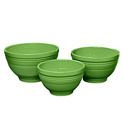 Fiesta® Dinnerware Set of 3 Baking Bowls