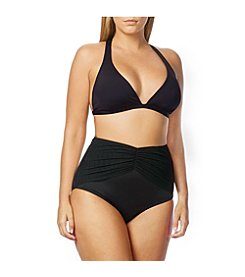 Coco Reef Allure Racerback Bikini Top and High Waist Bottoms