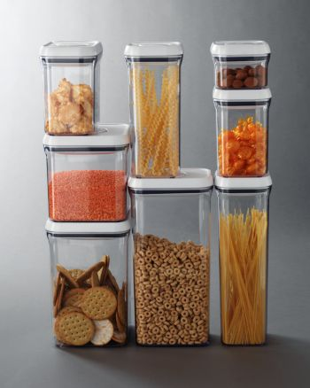 OXO Good Grips POP Stackable Containers Carsons