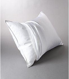 LivingQuarters Satin Pillow Cover