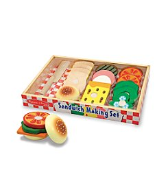 Melissa & Doug® Sandwich Making Set