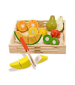 Melissa & Doug® Cutting Fruit Crate