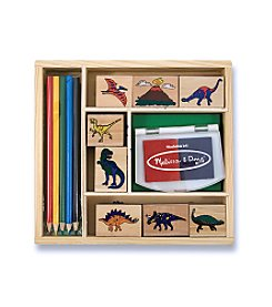 Melissa & Doug® Dinosaur Stamp Set