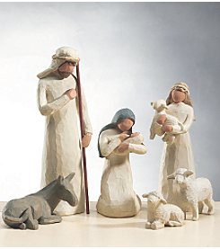 Willow Tree® 6-pc. Nativity Figurine - Nativity Set