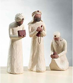 Willow Tree® Nativity Figurine - The Three Wise Men