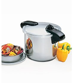 Presto® Pro 8-qt. Stainless Steel Pressure Cooker