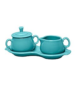 Fiesta® Dinnerware Sugar and Creamer Set