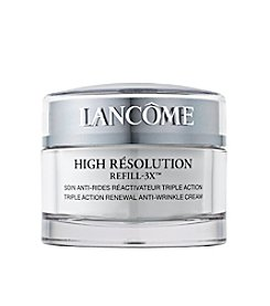Lancome® High Resolution Refill-3X Anti-Wrinkle Moisturizer Cream
