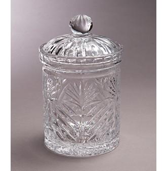 Fantastic UPC 044117235429 - Fifth Avenue Crystal Ltd. Portico Candy Jar  VR94