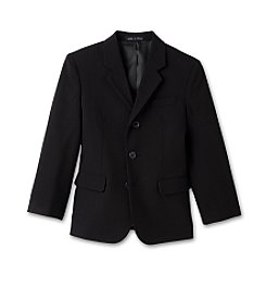 Calvin Klein Boys' 4-7 Black Dress Jacket