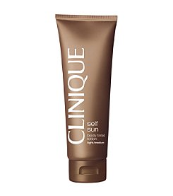 Clinique Self Sun Body Tinted Lotion - Light/Medium