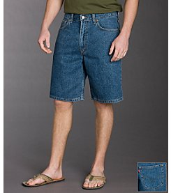 Levi's® Men's Red Tab™ Five Pocket Denim Shorts - Medium Stonewash