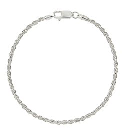 Athra Sterling Silver 040 Gauge 7.25