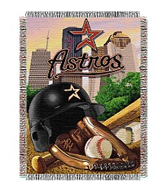 MLB® Houston Astros Home Field Advantage Throw