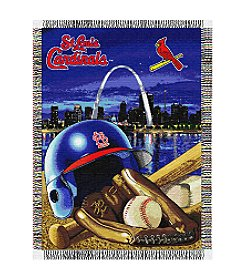 MLB® St. Louis Cardinals Home Field Advantage Throw