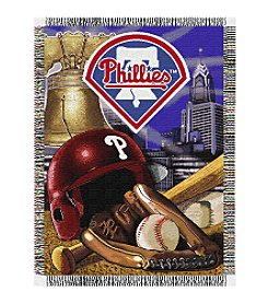 MLB® Philadelphia Phillies Home Field Advantage Throw