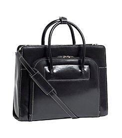 McKlein W Series Lake Forest Women's Italian Leather Briefcase