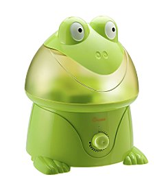 Crane Cool Mist Green Frog Humidifier