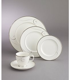 Noritake Platinum Wave 5-pc. Place Setting