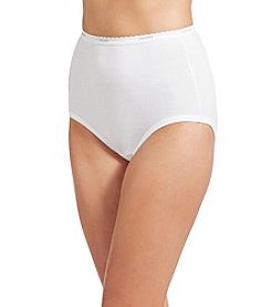 Jockey® 3-Pack White Classics Briefs