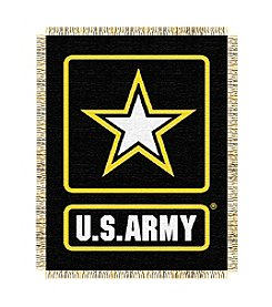 United States Military Army Throw