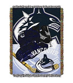 NHL® Vancouver Canucks Home Ice Advantage Throw