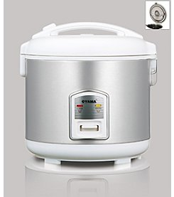 Oyama® Stainless Steel Rice Cooker