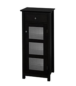 Elegant Home Fashions® Chesterfield Floor Cabinet with Drawer