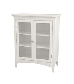 Elegant Home Fashions® Madison Avenue Two-Door Floor Cabinet - White