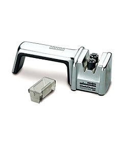 Chef's Choice Chrome MultEdge Manual Sharpener