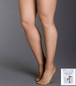 Berkshire® Queen Ultra Sheer Control Top Pantyhose - Sandalfoot