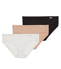 Jockey® Elance® Supersoft Bikini 3-Pack