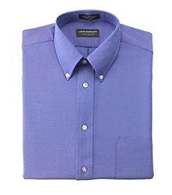 John Bartlett Statements Men's Royal Blue Dress Shirt